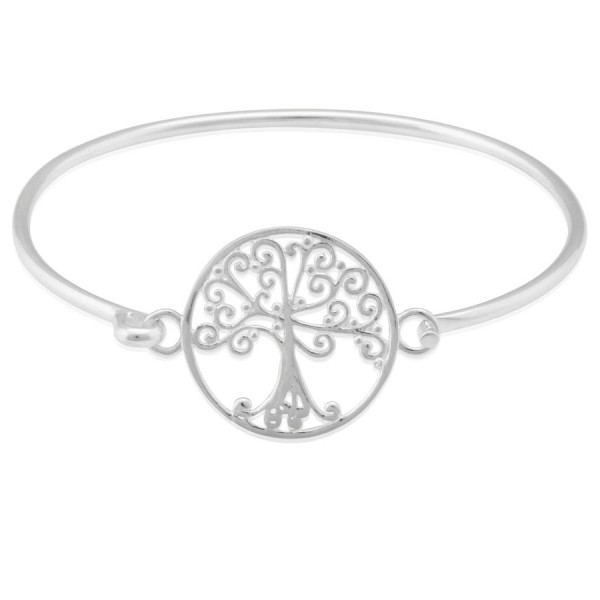Southern Gates Oak Tree Flip Top Bracelet by Southern Gates